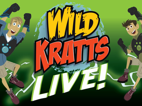 Cohen & Grigsby TRUST PRESENTS Wild Kratts #sponsored