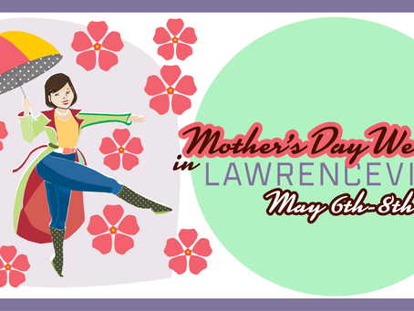Giveaway: Mother's Day Weekend in Lawrenceville
