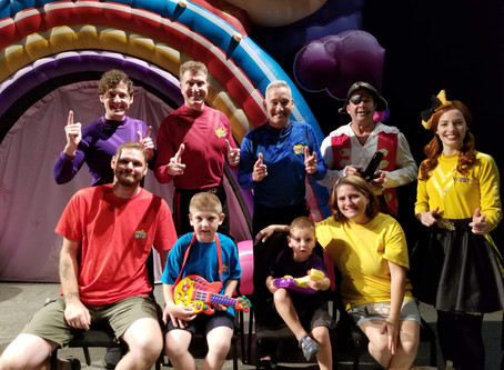 Review: Wiggles 2019