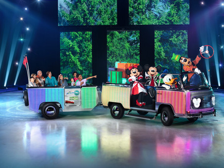 Preview: Disney On Ice – Road Trip Adventures 2020