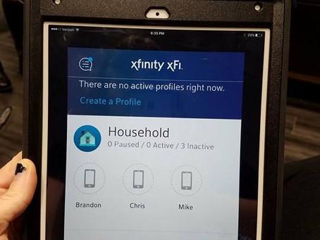 Xfinity for busy Moms #xfinitymoms