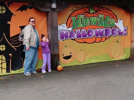 2018 Hallowboo at Idlewild Park