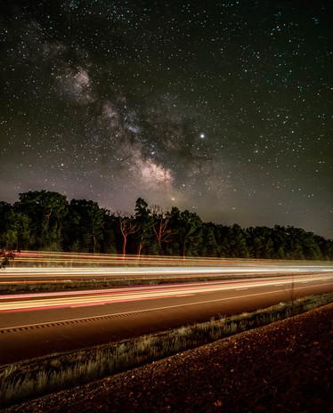 Highway Milky Way