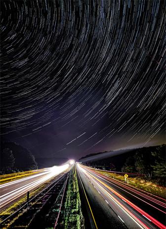 Highway Star Trails