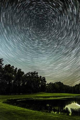 Golf Star Trails