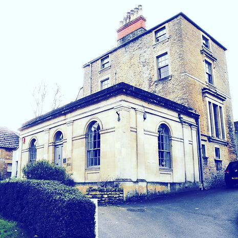 Exterior view of Argyll House, Frome