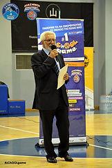 Πρόεδρος Α.Ε. Πεντέλης - κ. Δημήτρης Μάντζιος