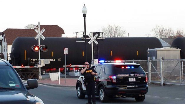 Emergency Responder by Railroad