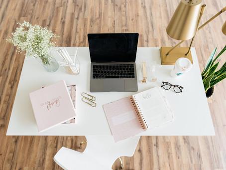 Smart Working: come organizzare lo spazio ufficio nella tua casa