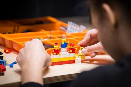 LEGO Serious Play architettura della per