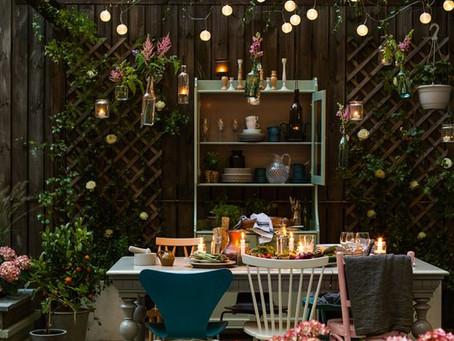 Terrazzo e giardino: come arredarli per sfruttarli al meglio