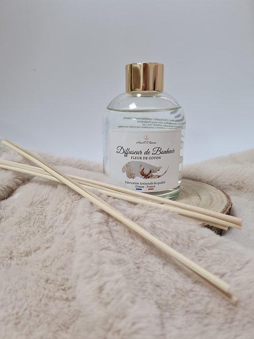 Diffuseur de Parfum - Fleur de coton