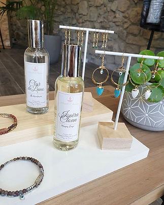 Parfums d'ambiance Clar de Luno & Ispira