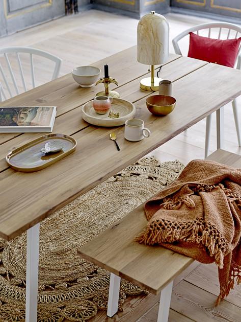 table et chaises bloomingville en vente