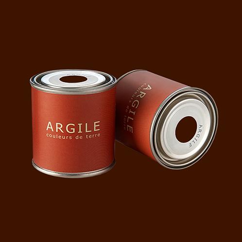 "Peinture ARGILE ""Lichen Brun"""