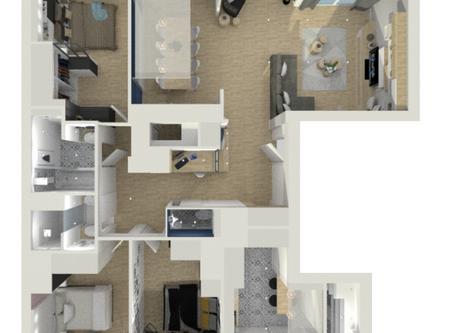 L'architecte d'intérieur : Atout majeur de la valorisation en promotion immobilière