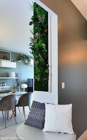 couloir projet de renovation et de decor