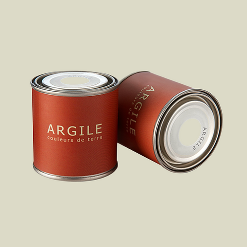 "Peinture ARGILE ""Terre Grise"""