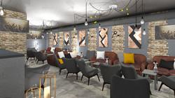 Rénovation d'un bar a chicha