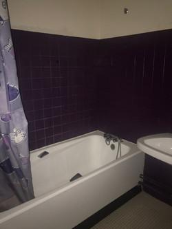 travaux de rénovation de salle de bains