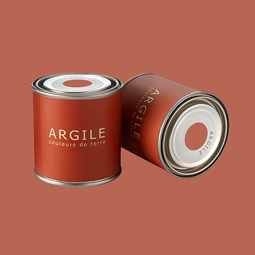 """Peinture ARGILE """"Sienne Brûlée"""""""