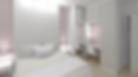 Chambre de jeune fille décoration rose podrée shabby à Lyo par Tiffany Fayolle architecte d'intérieur et décoatrice