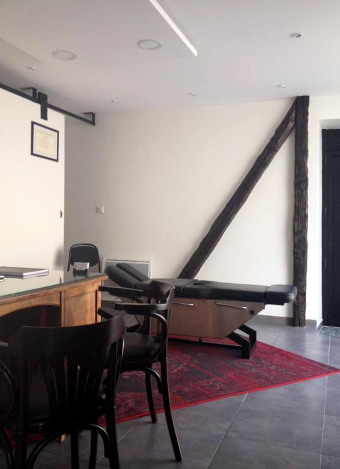 architecte interieur decorateur lyon tiffany fayolle amenager cabinet medical