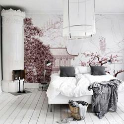 Ambiance zen pour une chambre cocooning et girly inspiration decor ambiance deco