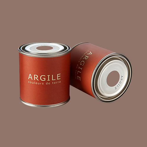 """Peinture ARGILE """"Terre Calcinée"""""""