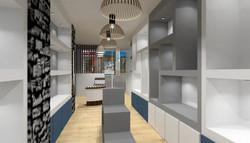 aménagement de bureaux a Lyon par Tiffany Fayolle architecte d intérieur et décorateur tarif et amén