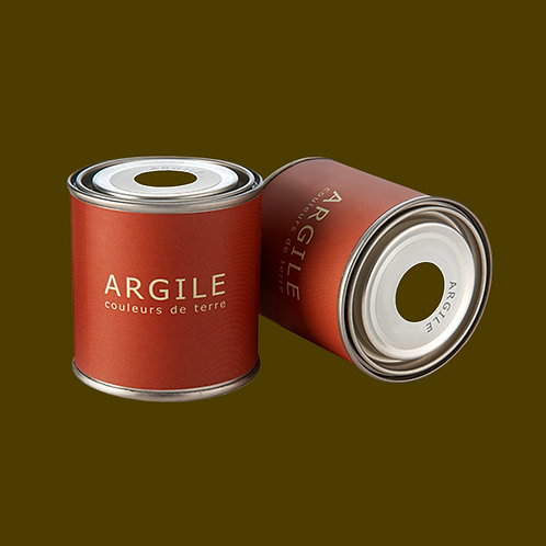 """Peinture ARGILE """"Brun Cèpe"""""""
