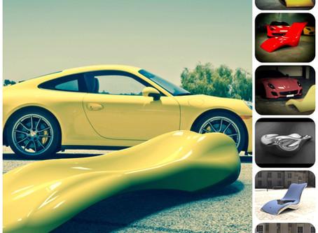 Le monde de l'automobile s'invite dans votre salon...