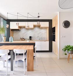 cuisine_sur_mesure_en_bois_blanc_et_gris