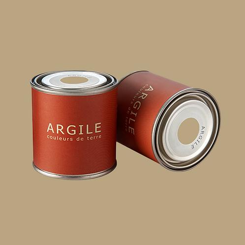 """Peinture ARGILE """"Terre d'Ombre"""""""