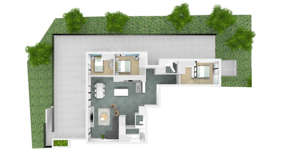 Appartement 4 - SARL CUSIN-MASSET & PICA