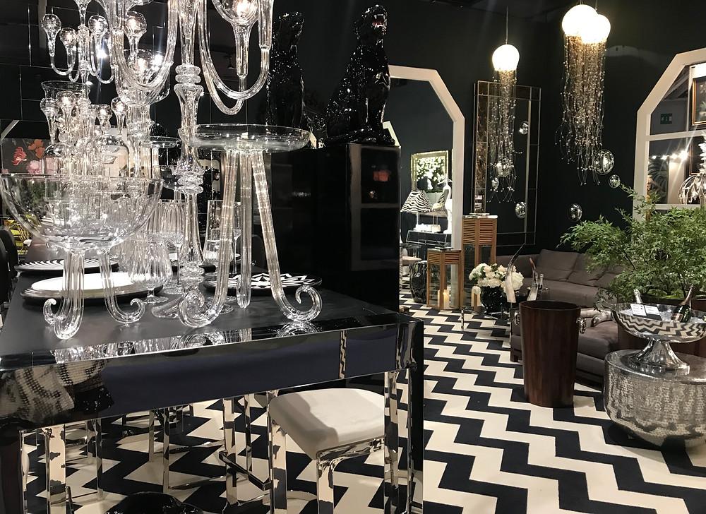 Projet de décoratrice scénographe à Paris pour Maison et Objet 2019