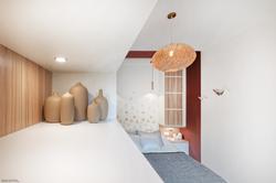 aménagement d'une petite chambre à lyon, tiffany fayolel architecte d'intérieur et décorat