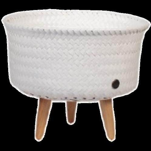 Cache-Pot Blanc 'Le Large'