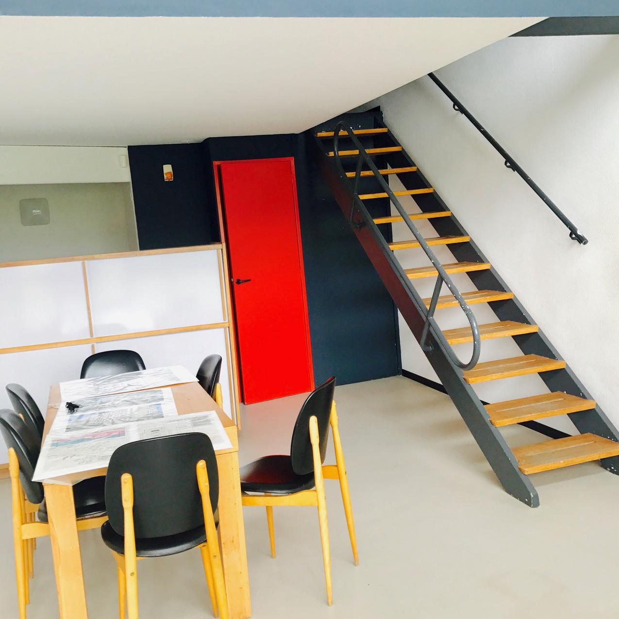 Logement en duplex Le Corbusier