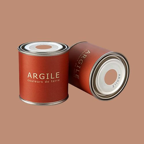 "Peinture ARGILE ""Ombre Brûlée"""