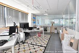amenagement de bureaux a lyon tiffany fayolle architecte d'interieur decorateur tarif TGF