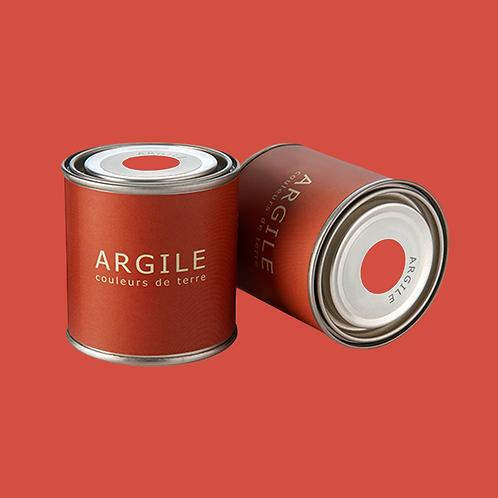 """Peinture ARGILE """"Rouge Persan"""""""