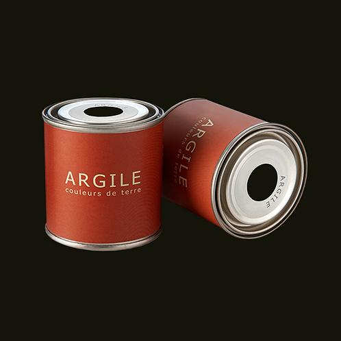 """Peinture ARGILE """"Noir d'Arame"""""""