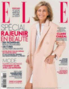 Magazine de décoration ELLE avc la découvrtede l'agene TGF Tiffany Fayolle à Lyon.