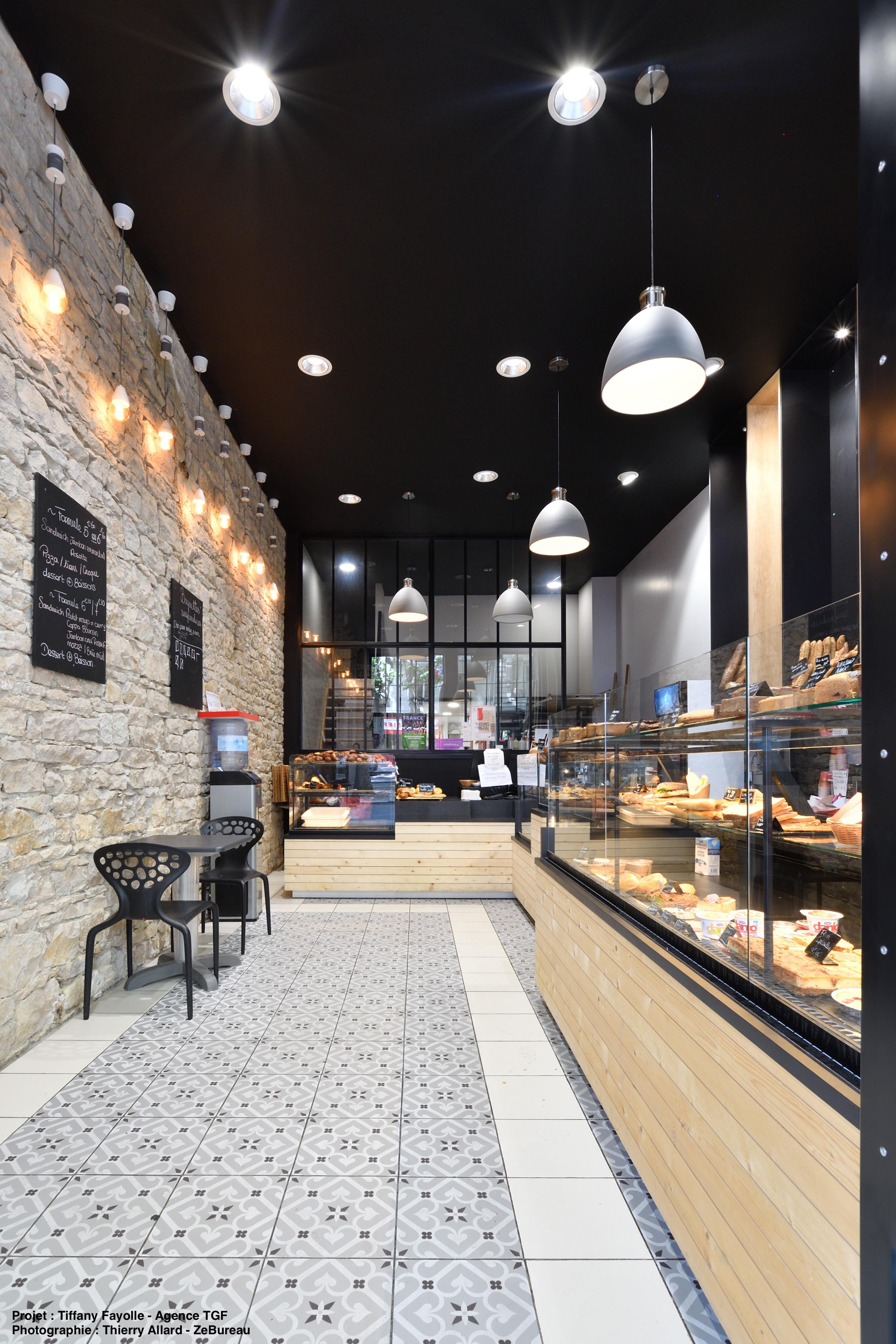 renovation de boulangerie a lyon par Tif