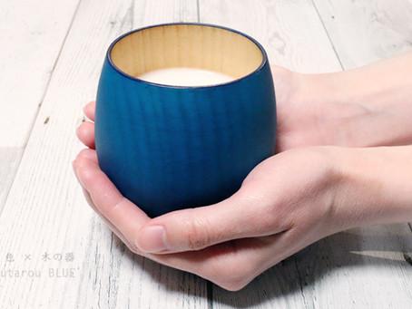 KyutarouBLUEカップを掲載していただきました!
