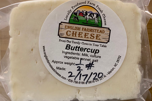 Buttercup Cheese