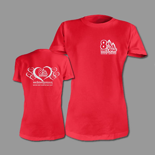 Adult Valentines design T-Shirt