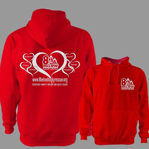 Adult Valentines Standard Hoodie