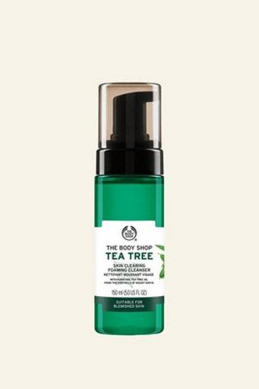 Tea Tree Skin Clearing Foaming Cleanser 150ml